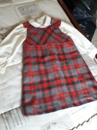 vestido desmigado