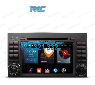 RADIO GPS ANDROID 10 MERCEDES A / B / VITO / SPRIN