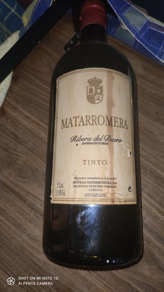 botella 5 litros matarromera