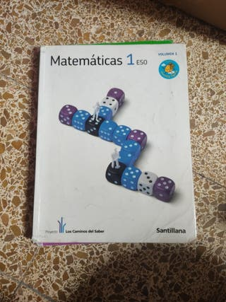 Matemáticas 1ESO