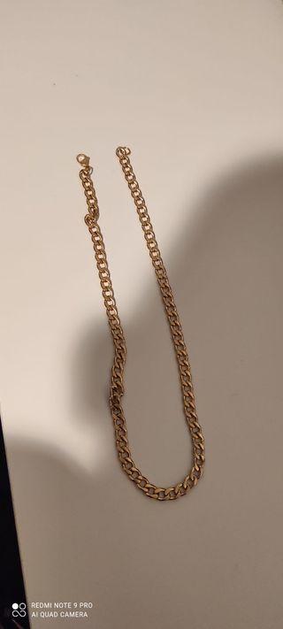 cadena de oro hombre