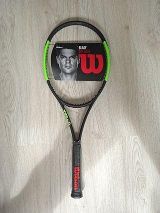 Raqueta tenis WILSON BLADE 98L (NUEVA)