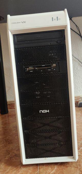 Torre Pc Nox Coolbay VX Zero Edition