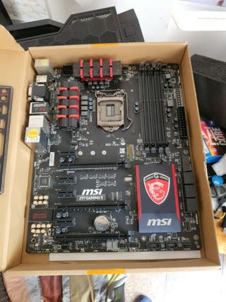 Z97 msi gaming 5, placa base socket 775
