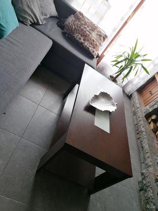 Mesa auxiliar elevadora