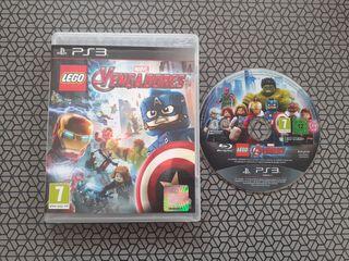 LEGO VENGADORES PS3