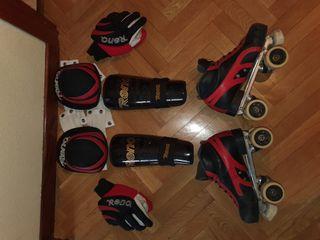Equipacion Hockey Tradicional Junior