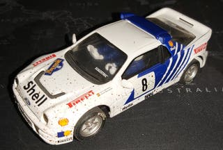 Ford Rs200 Efecto Barro Scalextric