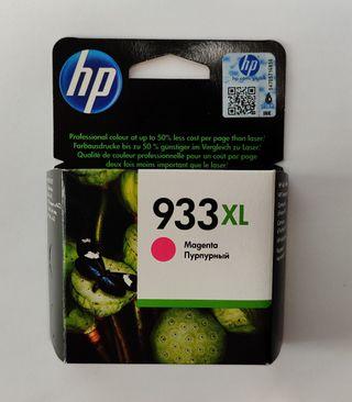 Cartucho original HP 933 XL Magenta