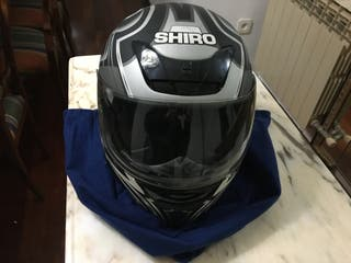 Casco de moto Shiro Forest XXS