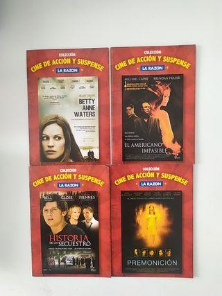 """Colección """"Cine de acción y suspense"""""""