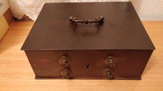 caja fuerte años 40