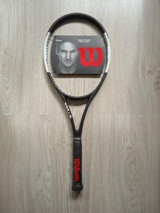 Raqueta tenis WILSON PRO STAFF 97L L3 NUEVA!!