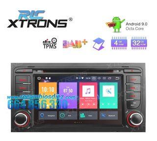 "RADIO GPS 7"" AUDI/SEAT PANTALLA TÁCTIL"