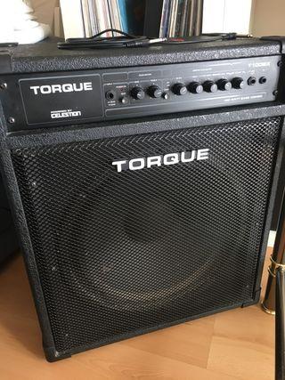 TORQUE T100BX 100 vatios de potencia