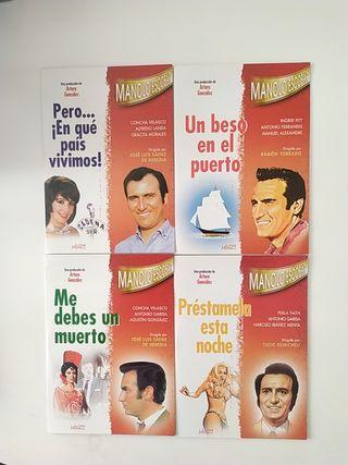 Películas de Manolo Escobar