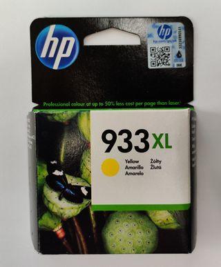 Cartucho original HP 933 XL Amarillo