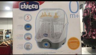 calienta biberones de vapor marca Chicco