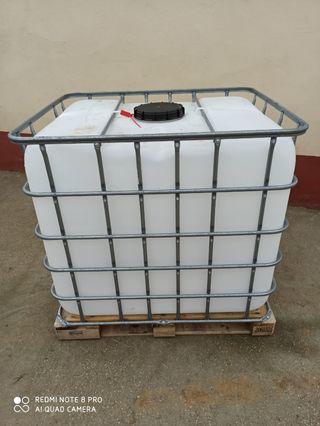 Depósitos de 1000 litros