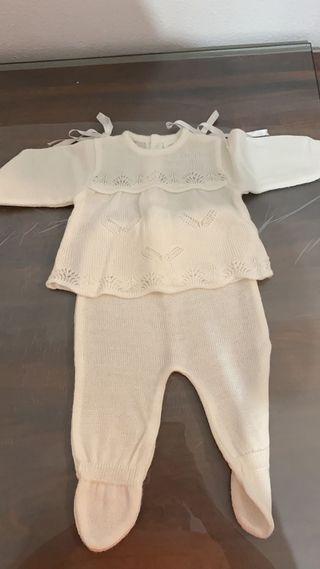 Lote ropa bebe 0-1 mes