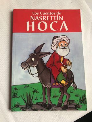 Los cuentos de Nasrettin HOCA