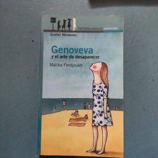 Genoveva y el arte de desaparecer