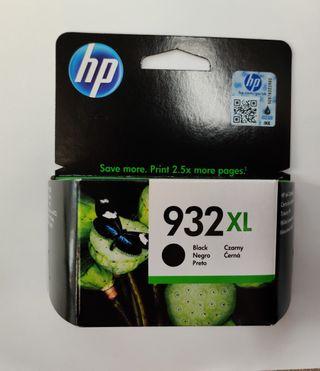 Cartucho original HP 932 XL Negro