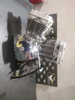 motor completo Hyosung GT 250