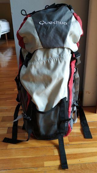 mochila de montaña -treking