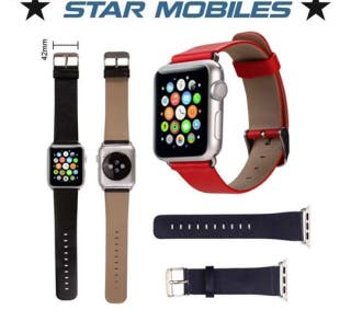 ** CORREA APPLE WATCH PIEL