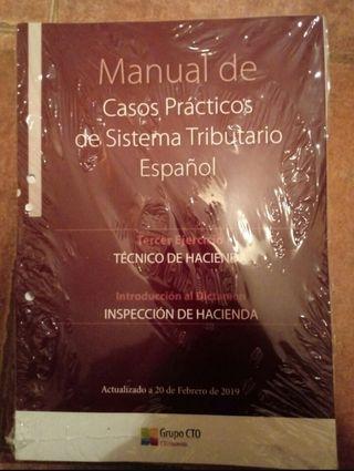Manual de casos prácticos Técnico de Hacienda CTO