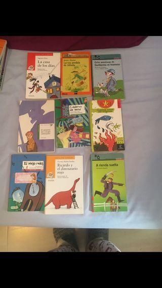 Libros Infantiles de colegio