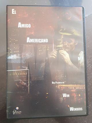 Peliculas dvd el amigo americano