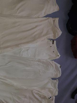 Lote 6 camisetas Sfera L.