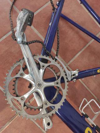 bicicleta para componentes