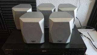 Altavoces Vieta Micro (5 unidades)