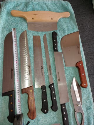 Cuchillos Carnicería