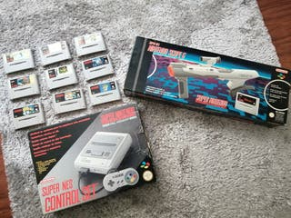 Super Nintendo. SNES