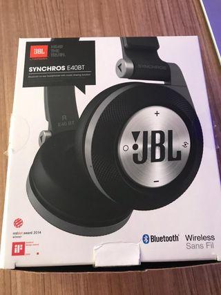 nueva a estrenar jbl Bluetooth auriculares