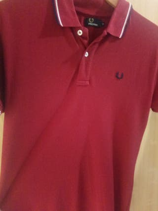 polo fred Perry y varias camisas muy chulas