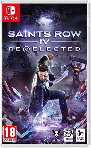 Saints Row IV Re-elected para Nintendo Switch