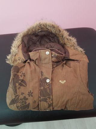 abrigo roxy talla xs