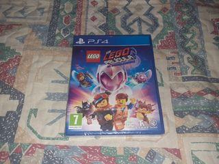 Lego Pelicula 2 Precintado PS4