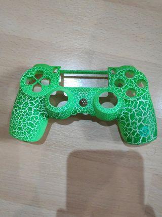 CARCASA PS4 VERDE