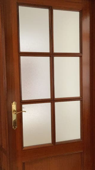 Puertas de interior sapelly