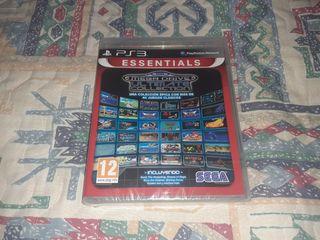 Sega Mega Drive Ultimate Collection Precintado Ps3