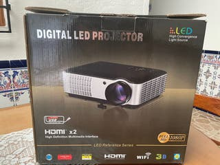 Proyector luz led 1080
