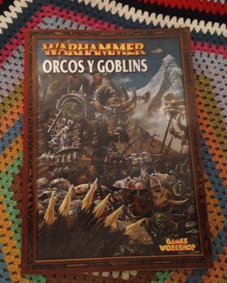 Codex Orcos y Goblins - Warhammer