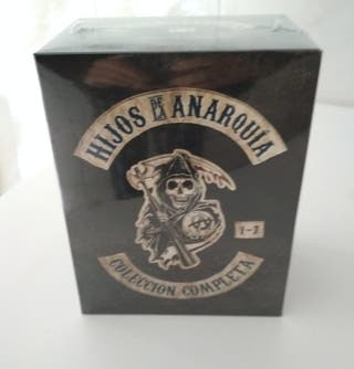 Sons of Anarchy Serie Completa DVD