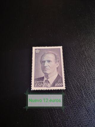 sellos del rey don Juan Carlos l y Franco